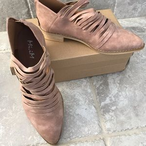 New Mi.iM Freesoul Rose shoes/booties - 7 1/2